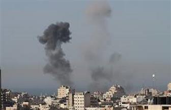 إصابة عدد من الفلسطينيين في قصف إسرائيلي على غزة