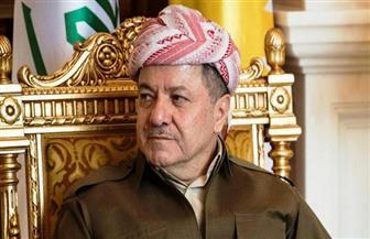 """مسعود بارزاني لـ """"الحياة"""": لن نسمح بدخول """"الحشد الشعبي"""" كردستان.. ولا تراجع عن الاستفتاء"""