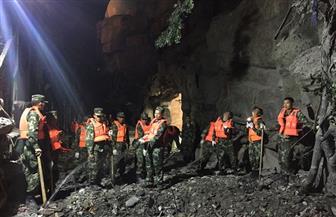 عشرات القتلى والجرحى بزلزال غرب الصين