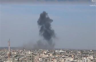 حماس: قصف مواقع المقاومة تجاوز خطير يتحمل الاحتلال الإسرائيلي تبعاته