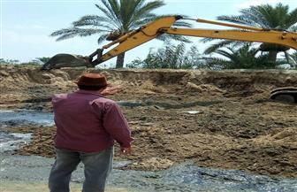 تنفيذ 23 قرار إزالة في الأقصر لإلقاء مخلفات بحرم النيل