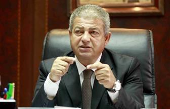 وزير الرياضة يستعرض الخطوات الأخيرة لاعتماد المعمل المصري لمكافحة المنشطات دوليا