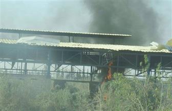 الجيش الثاني يُدمر وكرًا وعربتين مفخختين للعناصر الإرهابية بشمال سيناء