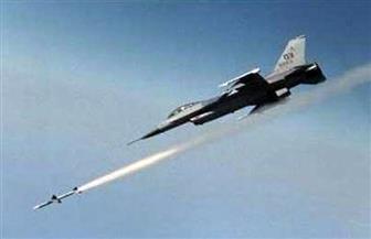 الطيران الحربي اللبناني يقصف مواقع  داعش في جرود رأس بعلبك