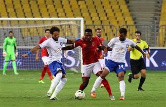الأهلي يدك سموحة برباعية نظيفة وينتظر المصري في نهائي كأس مصر