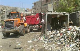 رفع 20 طن مخلفات بمدينة أبنوب في أسيوط