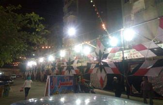 أوقاف الاسكندرية تزيل لافتات وتسيطر علي ساحة للعيد تابعة للدعوة السلفية| صور