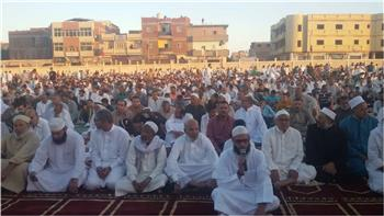 محافظ جنوب سيناء يهنئ المواطنين بعيد الفطر