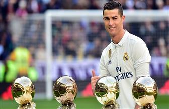 """رونالدو يزيح """"بيليه"""" ويدخل قائمة أفضل 5 هدافين دوليين في التاريخ"""