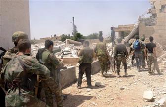 """الجيش السوري يرد على خرق """"خفض التوتر"""" بريف دمشق .. و""""النصرة ينشط في القنيطرة"""
