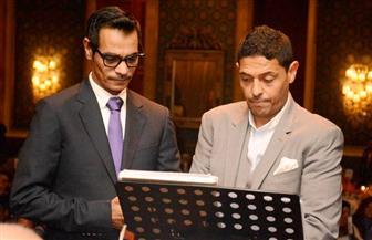 هاني فرحات يشارك رابح صقر حفله بالقاهرة 7 سبتمبر