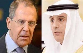 عادل الجبير: نرحب بالموقف الروسي من الأزمة اليمنية.. ولافروف: اتفقنا على تعزيز التعاون مع السعودية