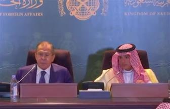 لافروف من جدة: ندعم جهود أمير الكويت لحل الأزمة القطرية.. والجبير: نريد وضوحًا من الدوحة