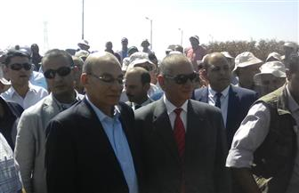 وزير الزراعة من كفر الشيخ: الرئيس السيسي يفتتح المرحلة الأولى من أكبر مزرعة سمكية بالشرق الأوسط قريبًا   صور