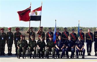 """""""المظلات المصرية"""" تشارك قوات الإنزال الروسية تدريب """"حماة الصداقة 2"""" بروسيا"""