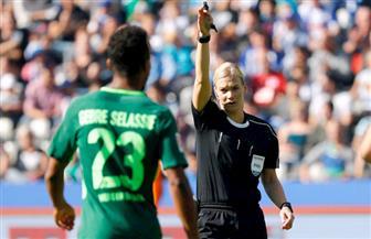 شتاينهوس أول امرأة تحكم مباراة في الدوري الألماني