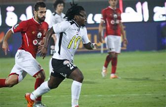 أهداف مباراة الأهلي والجيش في الدوري الممتاز | فيديو