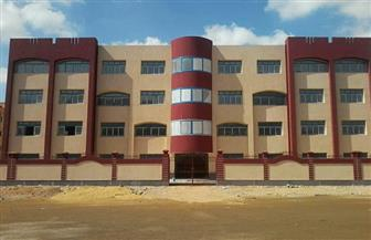 بدء أعمال الرفع المساحي لإنشاء المدرسة المصرية ـ اليابانية بمرسى مطروح
