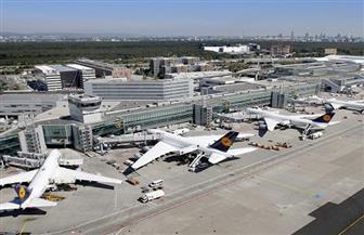 إصابة عدة أشخاص إثر تسرب غاز مثير في مطار فرانكفورت