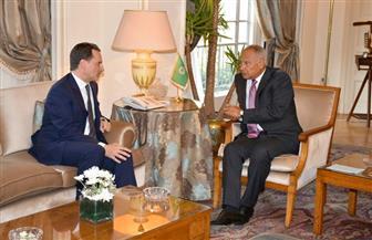 أبو الغيط يُؤكد ضرورة وفاء المجتمع الدولي بشكل عاجل بالتزاماته تجاه اللاجئين الفلسطينيين