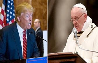 بابا الفاتيكان: أتمنى أن يُعيد ترامب التفكير في قرار ترحيل الأطفال المهاجرين