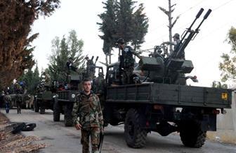 11 قتيلا من القوات السورية جراء العدوان الإسرائيلي على الريف الحمصي