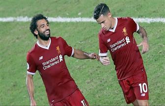 كوتينيو وصلاح يقودان ليفربول أمام إشبيلية الإسبانى بدوري أبطال أوروبا