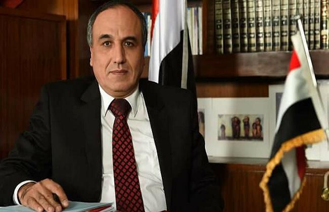 سلامة: الرئيس السيسي مهتم بتنمية الصعيد.. وحريصون على تعزيز التعاون بين  الأهرام  ومحافظة سوهاج -
