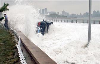 تايوان تتأهب لمواجهة الإعصار تاليم