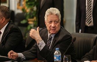 """مرتضى منصور يتنازل عن قضاياه ضد """"الوايت نايتس"""""""