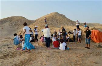 محميات جنوب سيناء تنفذ معسكرا تدريبيا لإعداد باحث بيئي صغير | صور