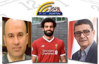 الدسوقى رئيسًا لتحرير بوابة الأهرام..سقوط 4 قذاف..الإفراج عن 1000 لاجئ..مواجهة الخطيب بنشرة التاسعة