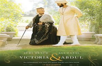"""هوليوود تتناول حب ملكة إنجلترا وموظف هندي في فيلم """"Victoria And Abdul"""" بالقاهرة حاليًا"""