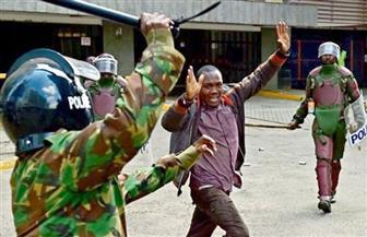 مصادمات بين الشرطة والمعارضة الكينية بسبب شائعات تتعلق بالانتخابات الرئاسية