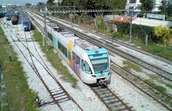العاملون في السكك الحديدية في اليونان ضد الخصخصة يضربون عن الطعام