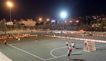 التعادل الإيجابي لجامعة المنيا أمام السويس في خماسي كرة القدم