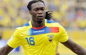 هداف الإكوادور كايسيدو يعتزل دوليا احتجاجا على إقالة مدرب المنتخب