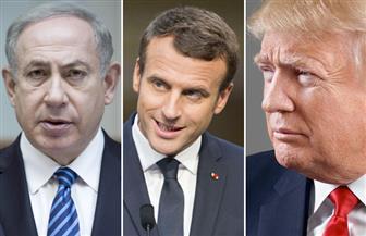 الملف الإيراني على طاولة اجتماعات ترامب وماكرون ونتانياهو الإثنين