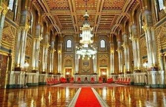 سفراء 40 دولة أجنبية بمصر يزورون قصر عابدين