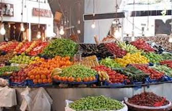 تعرف على أسعار الخضراوات اليوم الأحد 9-6 -2019 فى سوق العبور