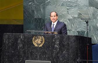 ماذا حققت مصر من مشاركتها في الدورات الثلاث السابقة  للجمعية العامة للأمم المتحدة؟
