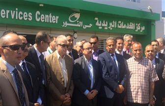 وزير الاتصالات ومحافظ جنوب سيناء يفتتحان 3 مراكز خدمات بريدية مطورة بالرويسات والطور وحي النور