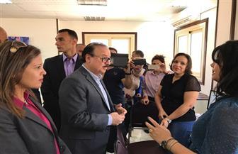 القاضي وفودة يفتتحان عدة مراكز مجتمعية لخدمة ذوي الاحتياجات الخاصة وتمكين المرأة بجنوب سيناء