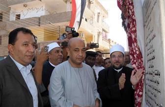 تفاصيل زيارة وزير الأوقاف لمحافظة الأقصر| فيديو وصور