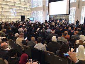 انطلاق مؤتمر رابطة العالم الإسلامي الدولي بمشاركة 450 عالمًا ومفكرًا إسلاميًا وأمريكيًا   صور