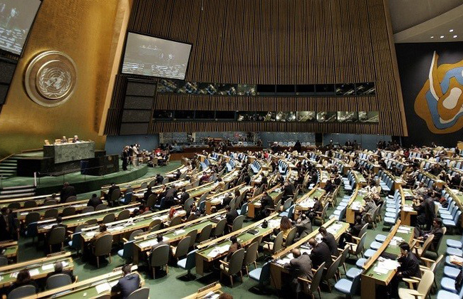 الأمم المتحدة تطالب بريطانيا بإنهاء استعمارها لجزر شاجوس -