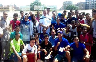 """الشباب والرياضة تنظم """"ماراثون للجري"""" بسوهاج بمناسبة اليوم العالمي للسياحة"""