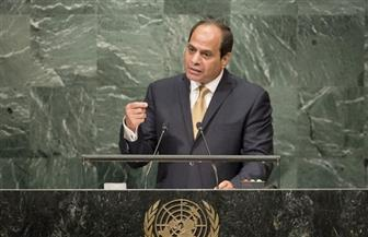 """""""أحزاب"""": مشاركة الرئيس في أعمال الدورة 72 للأمم المتحدة تبرز دور مصر الدولي والإقليمي"""
