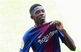 برشلونة يعلن غياب ديبملى من جديد