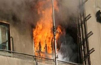 إصابة ربة منزل و3 أطفال في حريق نتج عن تسرب الغاز بسوهاج